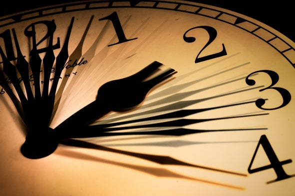 Why Does Time Seem to Speed Up with Age? - Scientific American