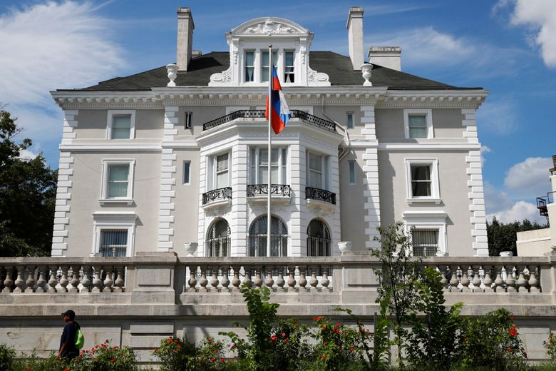 Escalating tit for tat, US orders Russian consulate closed ...