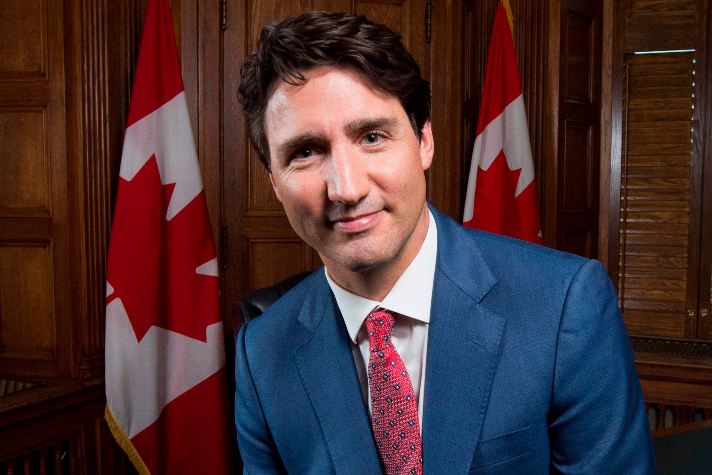Has golden boy Justin Trudeau lost his magic touch ...