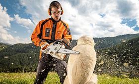 Carving chain saws | STIHL