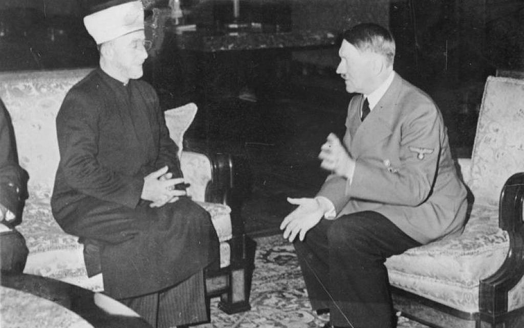 Full official record: What the mufti said to Hitler   The ...