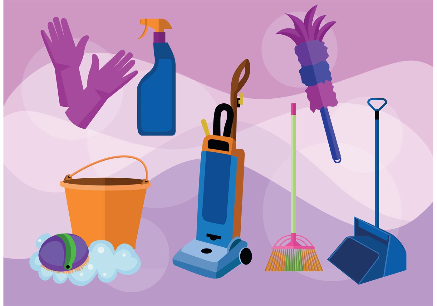 Cleaning Service Vectors - Download Free Vectors, Clipart ...