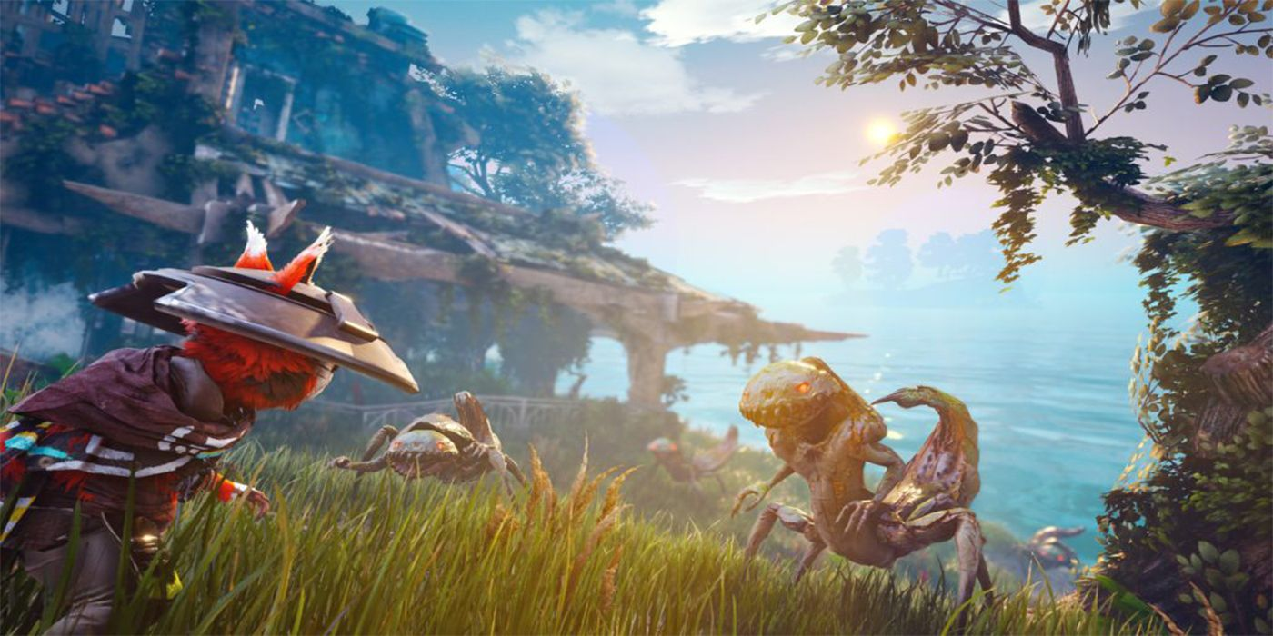Biomutant Gets New Release Window | Game Rant