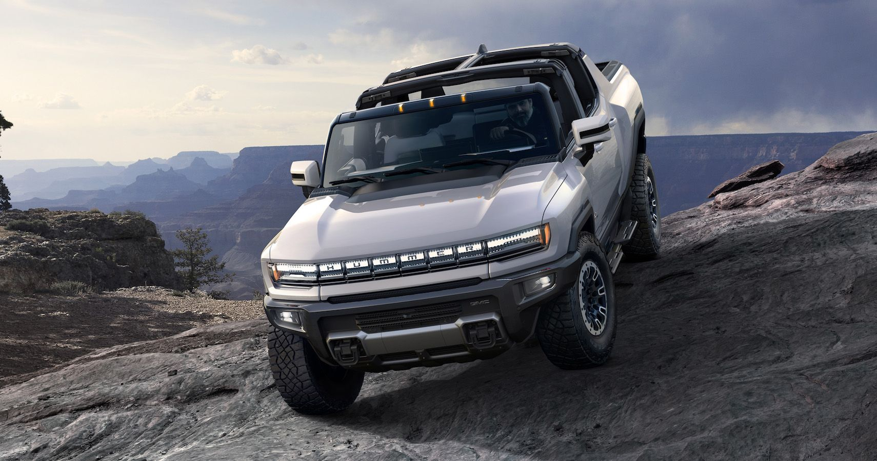 New GMC Hummer EV Officially Revealed And Ready To Conquer ...
