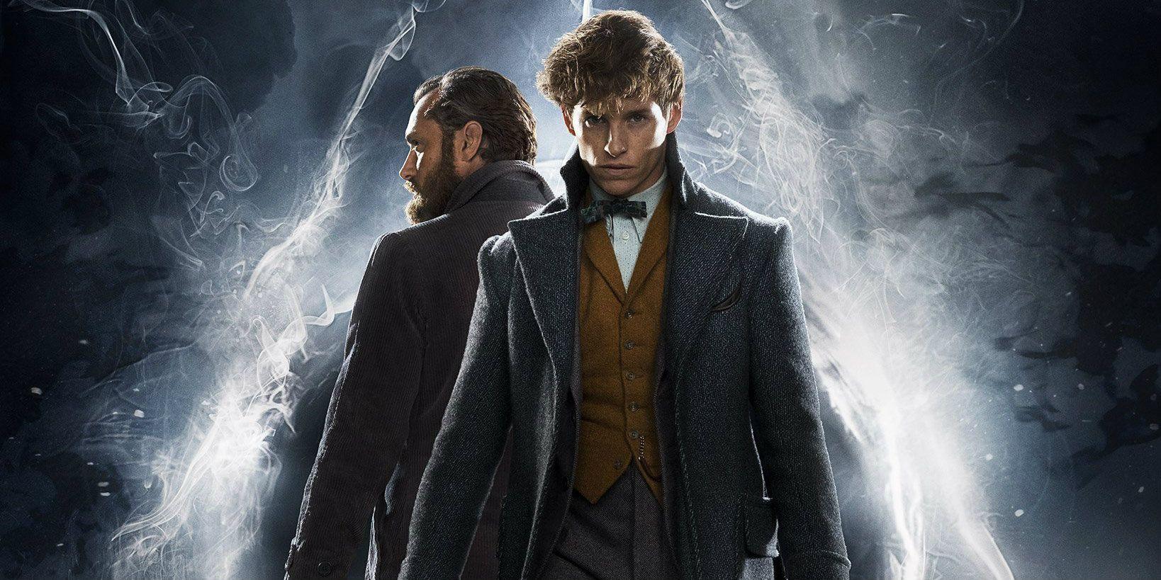 Fantastic Beasts 2 Trailer & Poster Return to Hogwarts