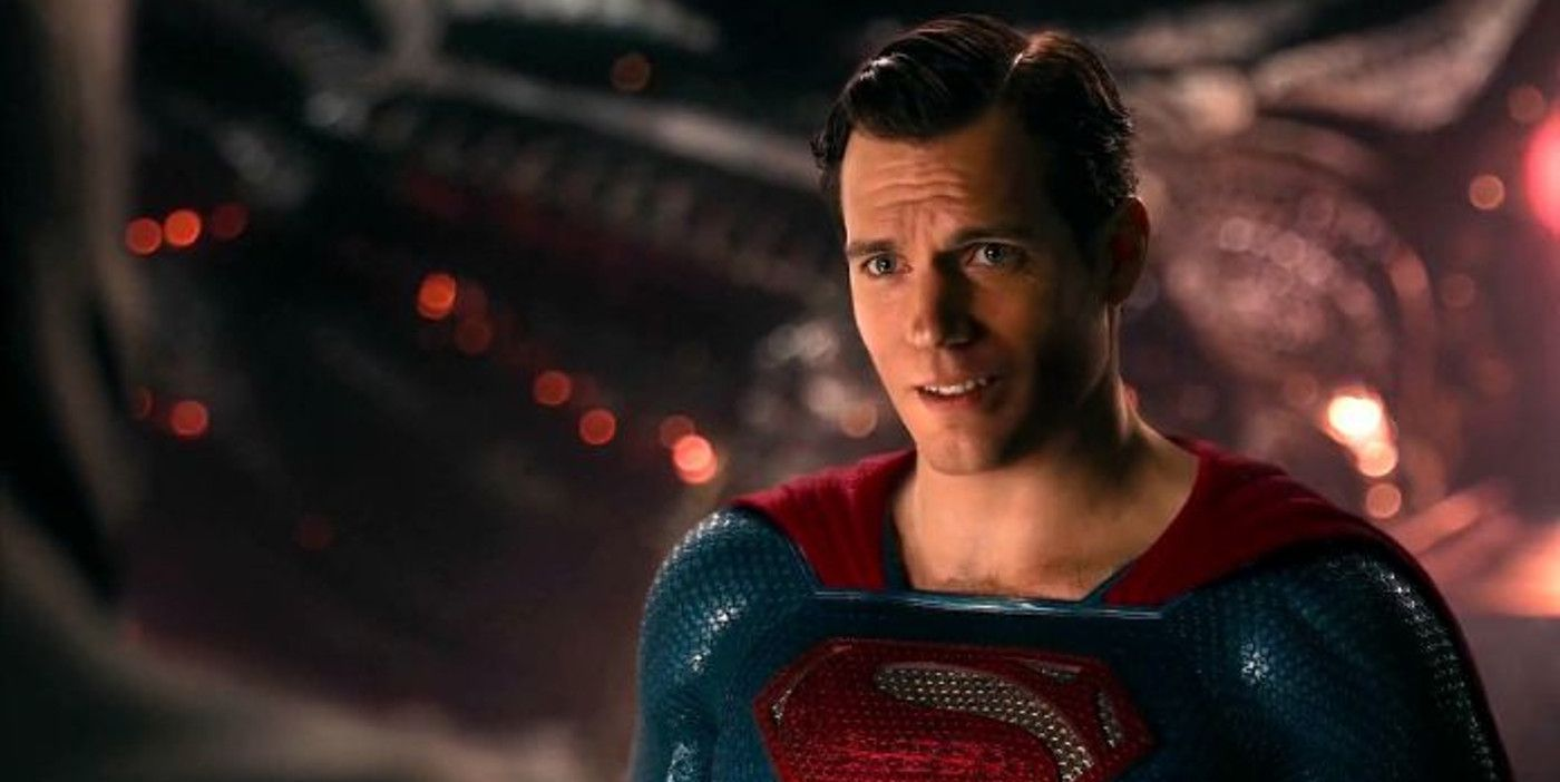 Henry Cavill 'Absolutely' Isn't Leaving Superman, Says ...