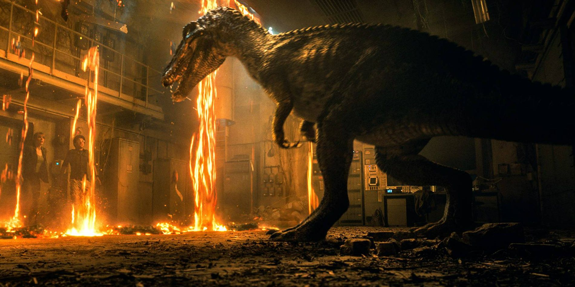 Jurassic World: Fallen Kingdom Official Trailer | Jason's ...