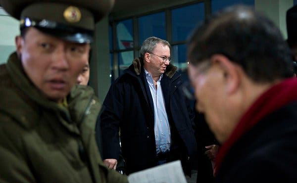 Eric Schmidt, who led Google's transformation into a tech giant, has left the company…