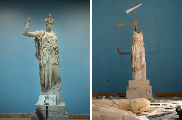 Palmyra Temple Was Destroyed by ISIS, U.N. Confirms - The ...