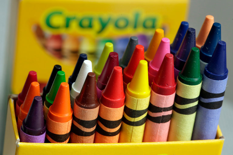 Dandelion Crayon Gets an Early Retirement From Crayola - The New York Times