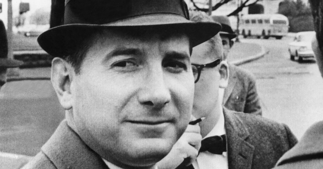 Bobby Baker, String-Puller Snared in Senate Scandal, Dies ...