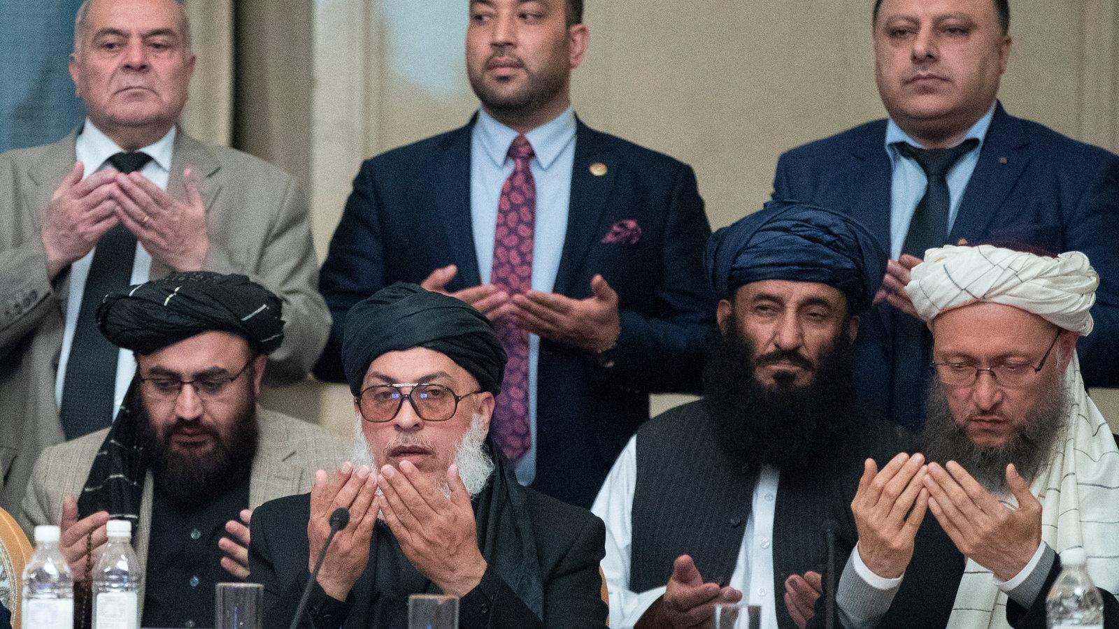 Taliban Deputy Chief Arrives in Qatar for Talks With U.S ...