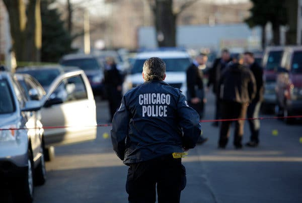 Chicago's Homicide Rate Drops for Third Year In a Row…