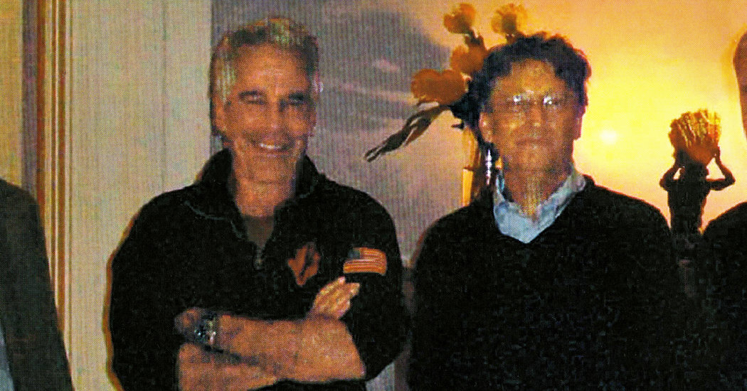 Bill Gates Met With Jeffrey Epstein Many Times, Despite ...