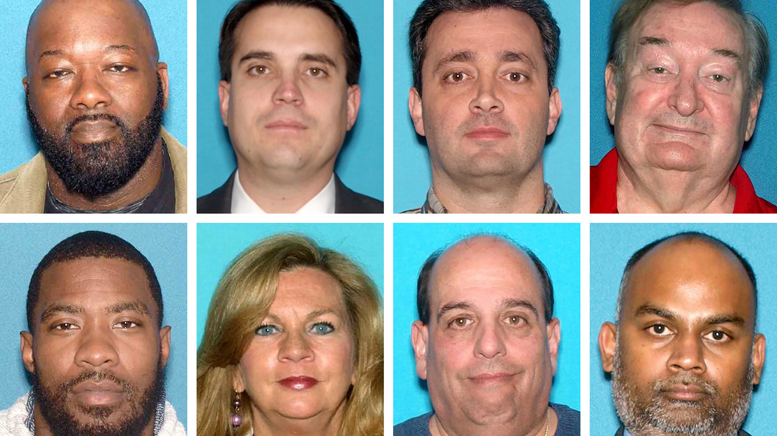 8 Swept Up in N.J. Political Corruption Cases…