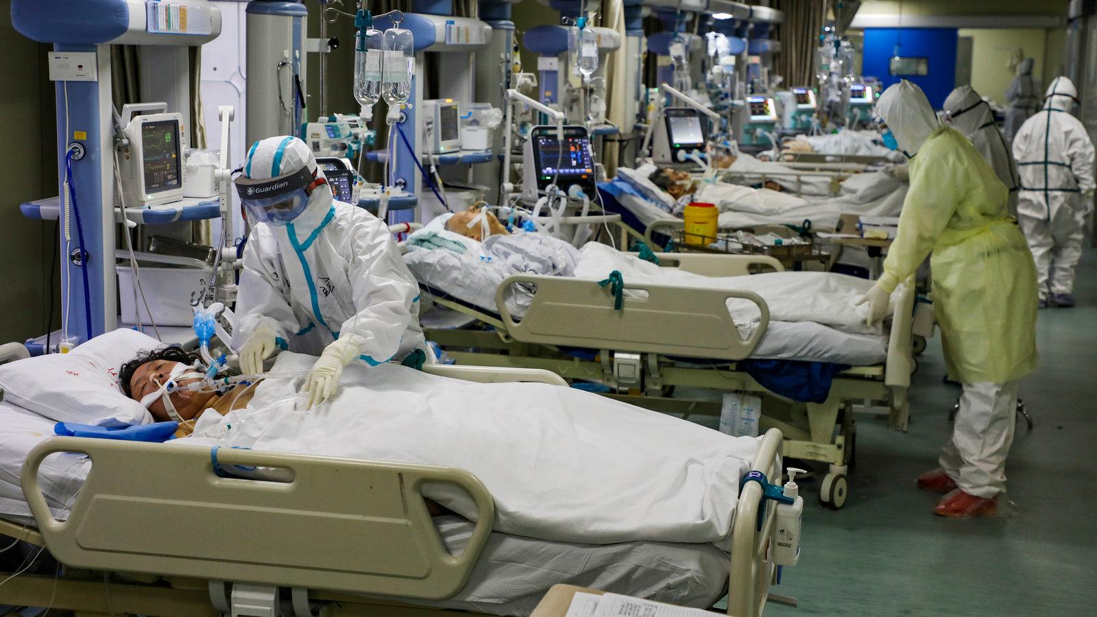 China's Doctors, Fighting the Coronavirus, Beg for Masks ...