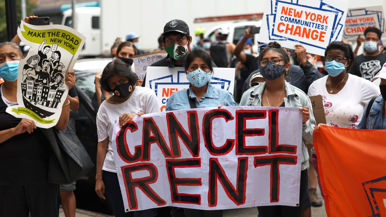 The C.D.C. has ordered a moratorium on evictions for most ...