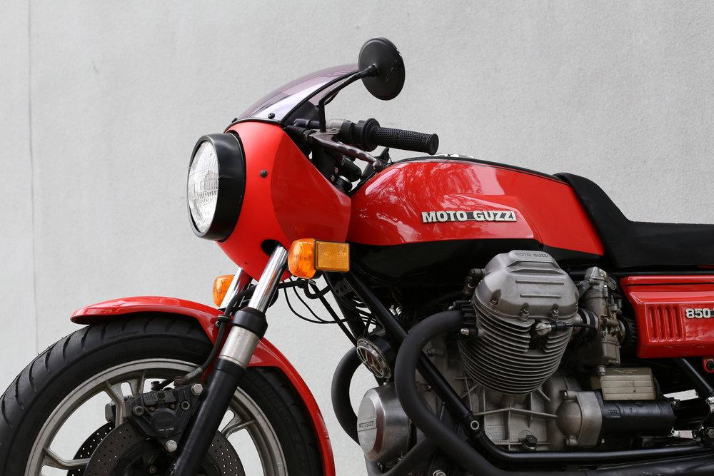 1978 MOTO GUZZI 850 LE MANS 1—Sold Motorcycles