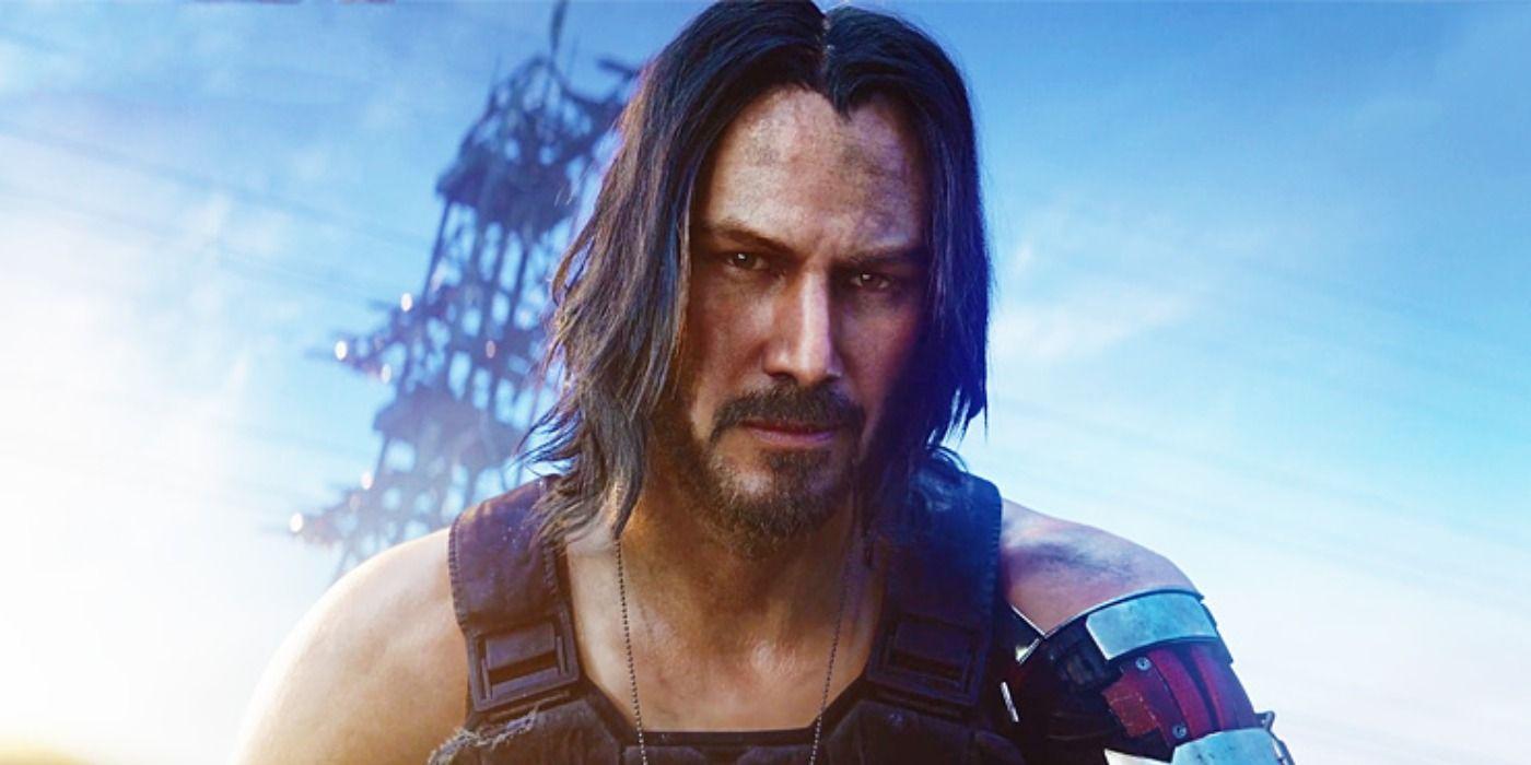 Guy Who Told Keanu Reeves He's Breathtaking Gets Cyberpunk ...