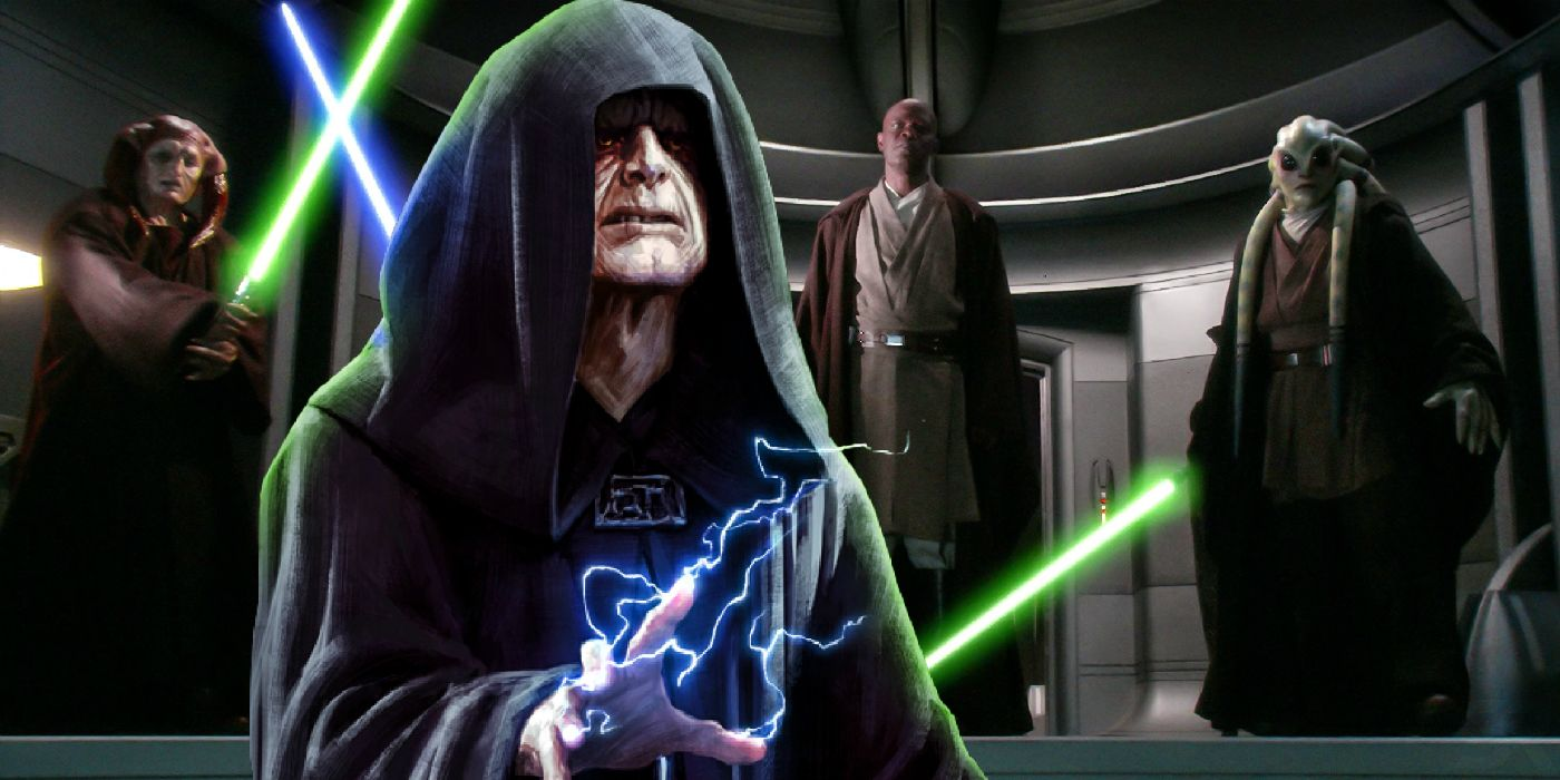 Star Wars' Order 65: The Command To Kill Palpatine Explained