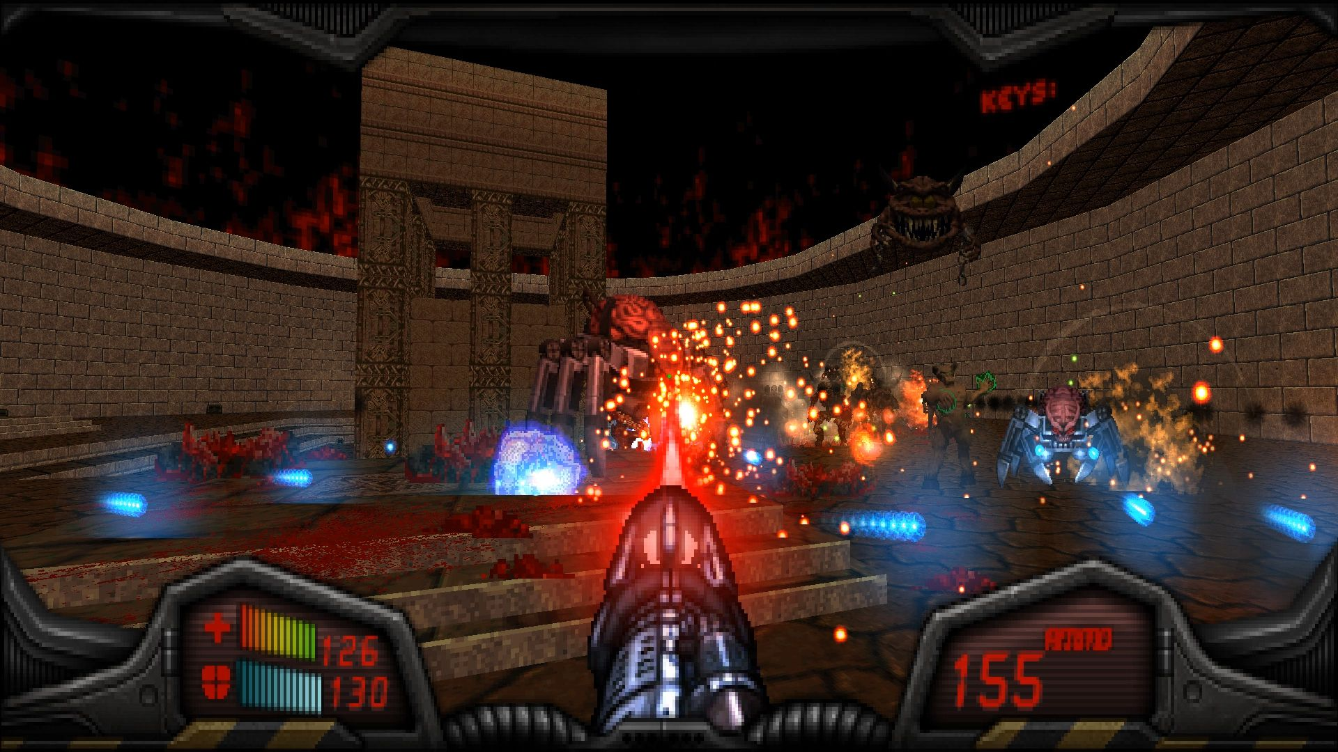 Doom 64 Remaster Includes A New Chapter - Muscat-Holiday