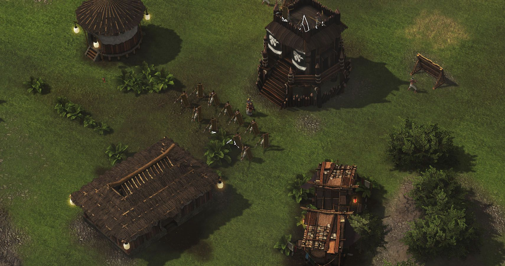 Stronghold Warlords Demo: Now There's An Army To Command | Aionsigs.com