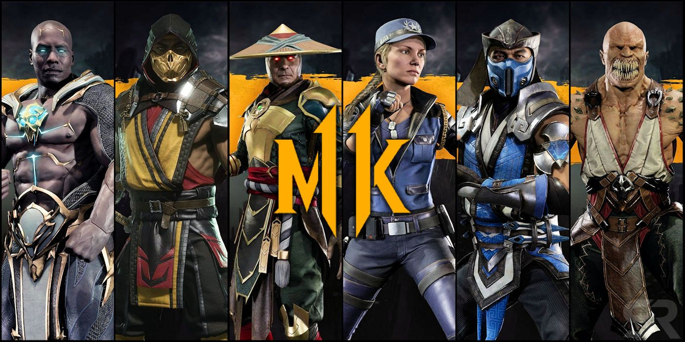 Mortal Kombat 11 Roster: Every Character Confirmed (So Far)