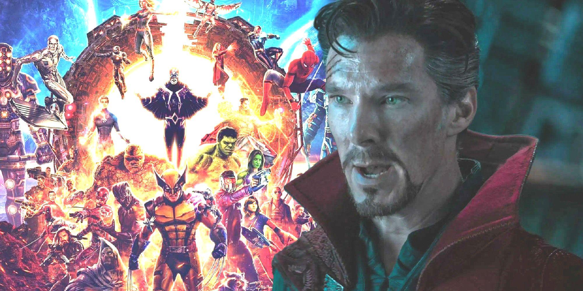 Marvel Theory: Avengers 5 Unites The MCU's Multiverse