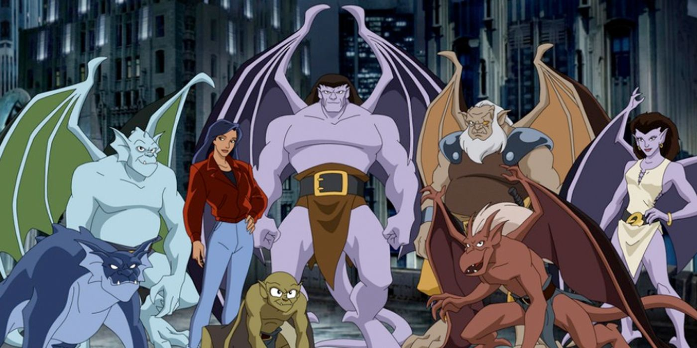 Fascinating facts about the creepy Gargoyles on old ...