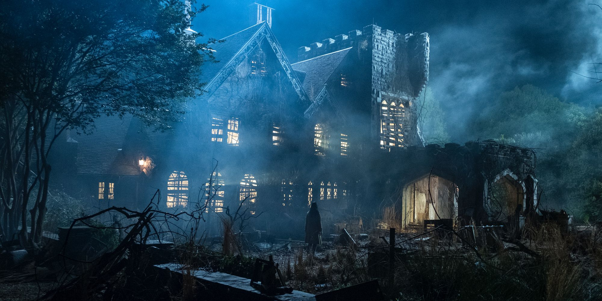 The Haunting of Hill House Series Premiere Review | Screen ...