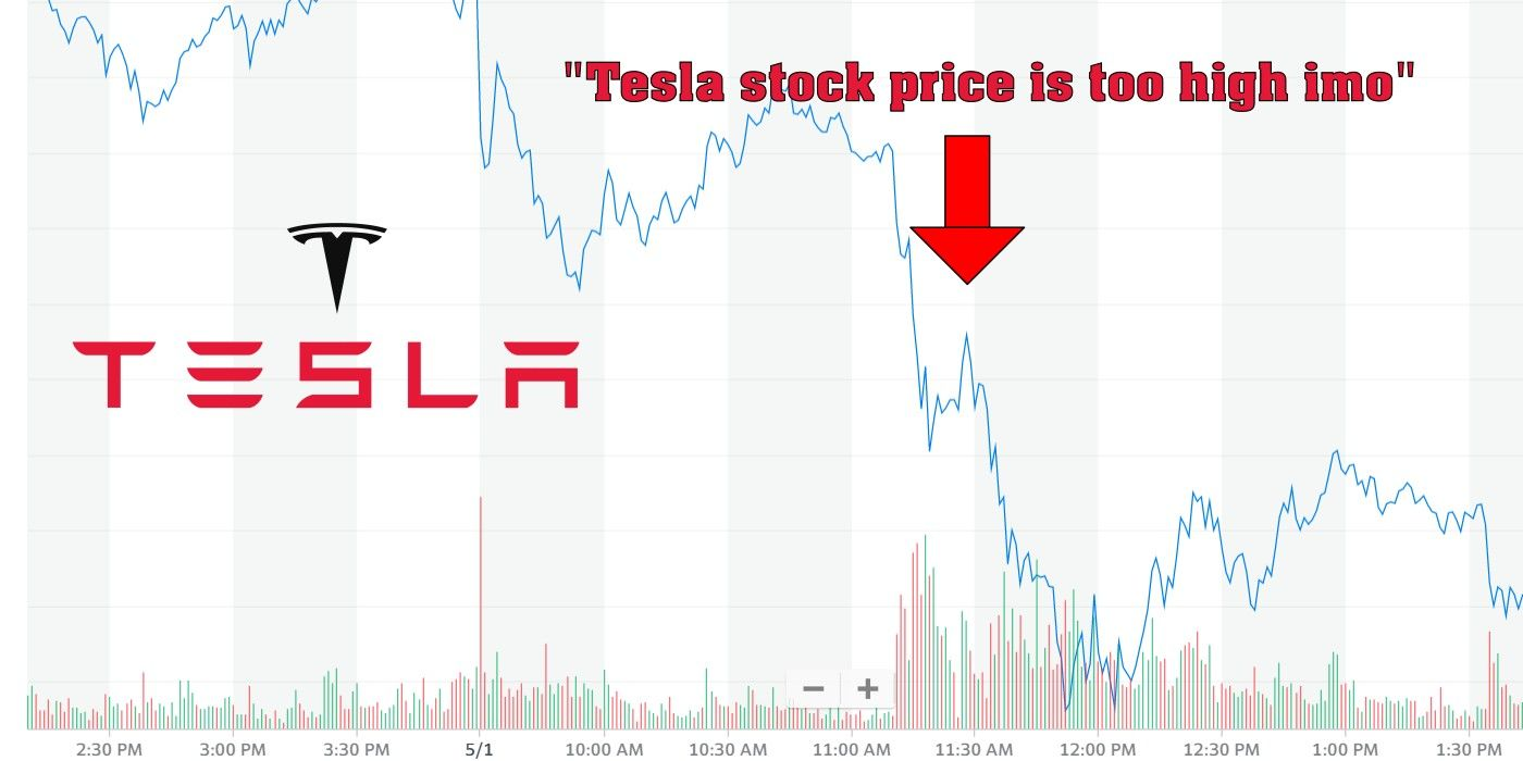 Elon Musk's Latest Twitter Rant Caused Tesla Shares to Plummet