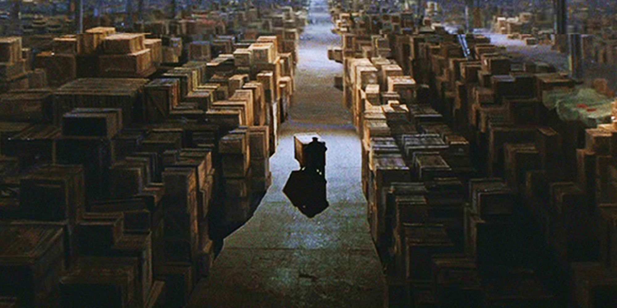 Every Known Item In Raiders Of The Lost Ark's Warehouse