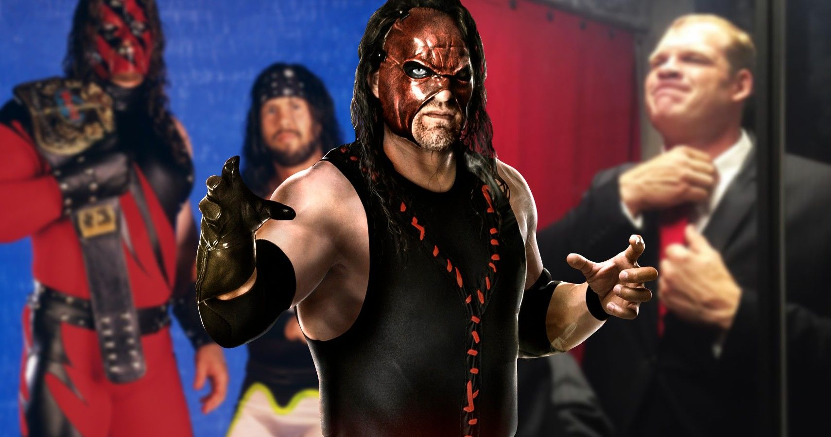 Kane: Ranking All Of His Gimmicks, From Worst To Best