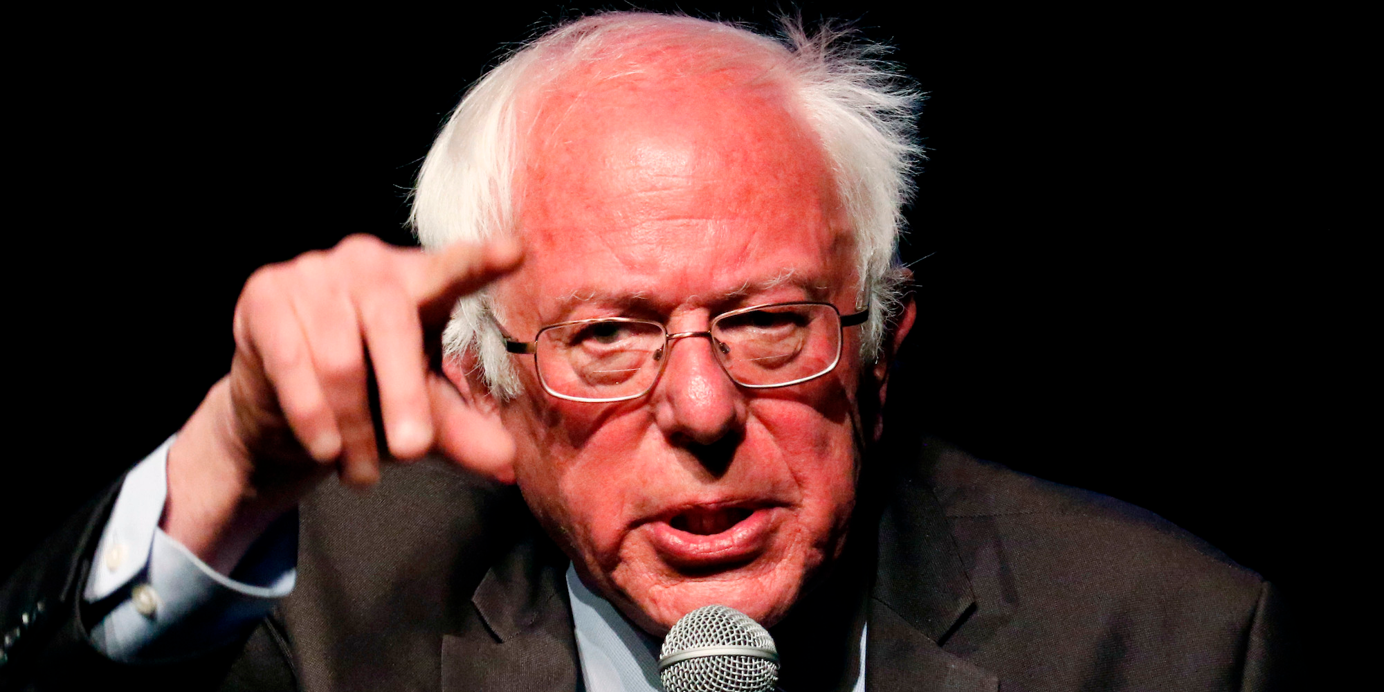Bernie Sanders strikes back at Amazon, calling the retail ...
