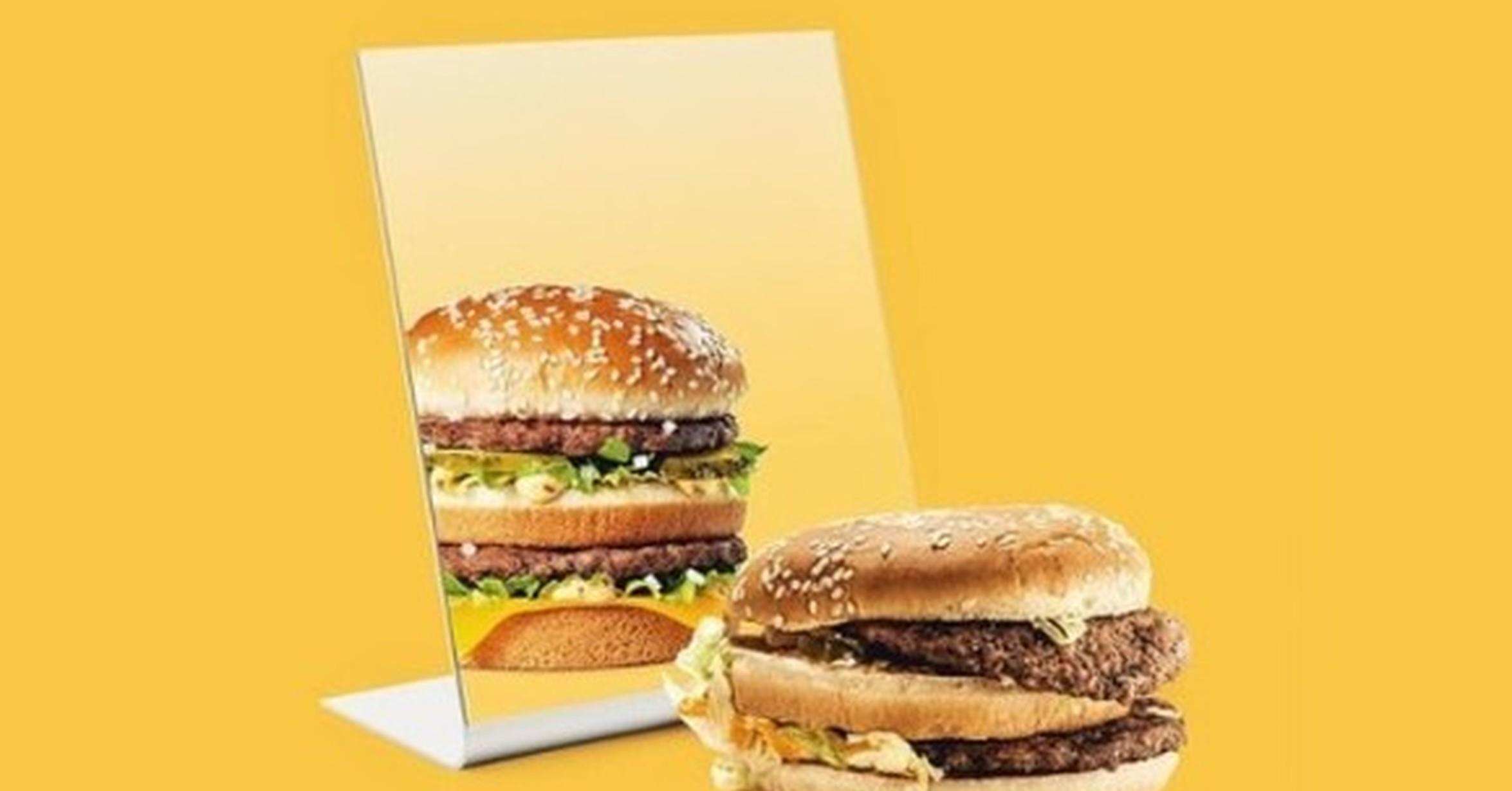 ¡Cuánta razón! / Publicidad vs realidad. By Tony Futura