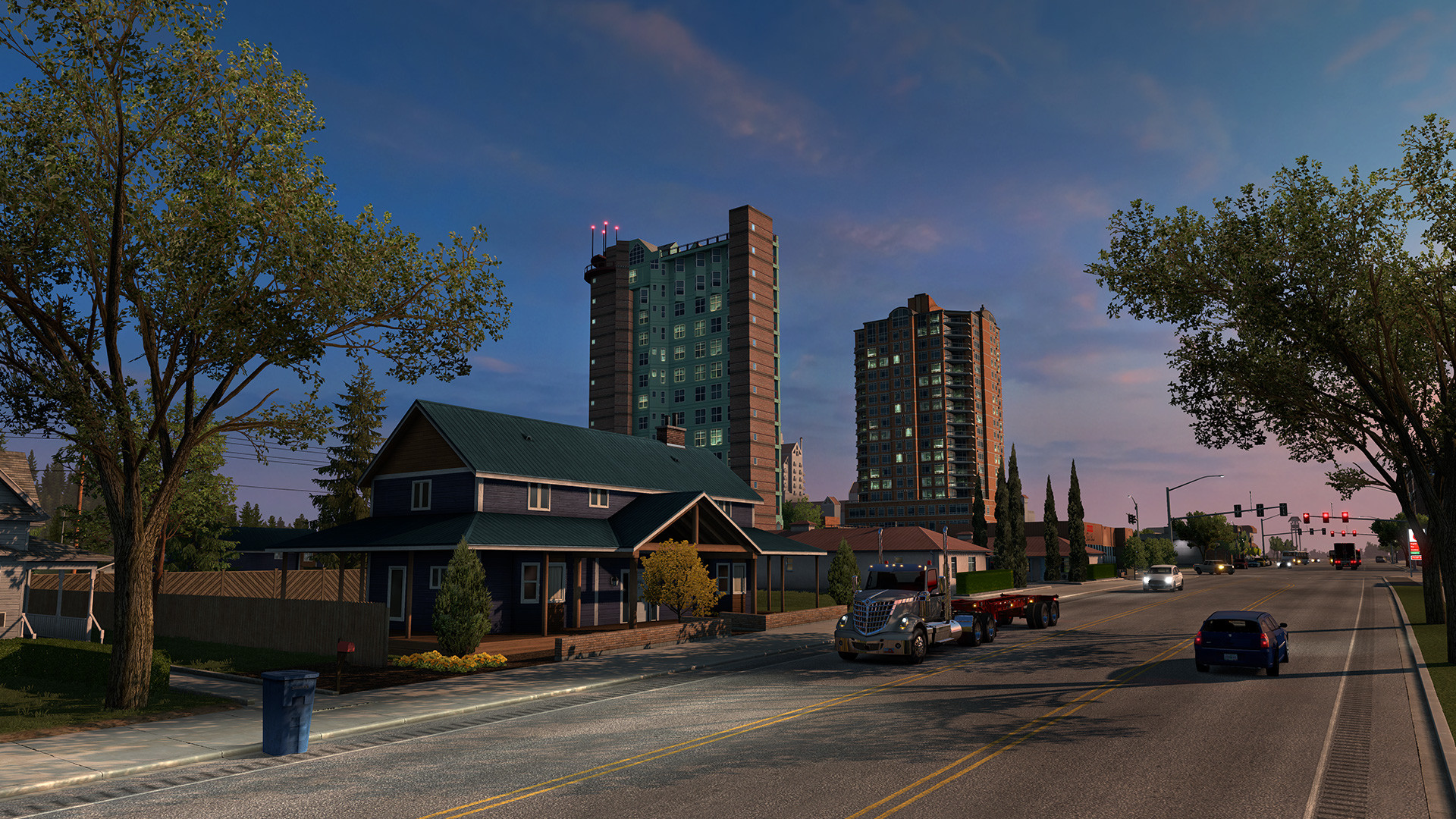 American Truck Simulator - Idaho on Steam