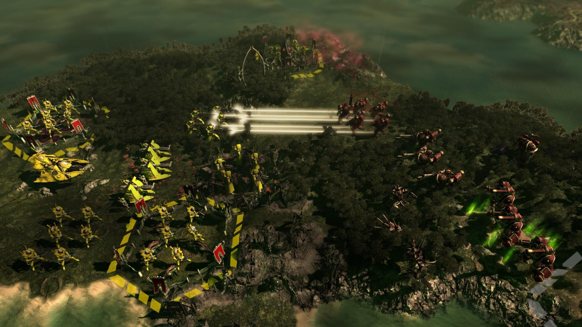 Warhammer 40,000: Gladius - Craftworld Aeldari on Steam