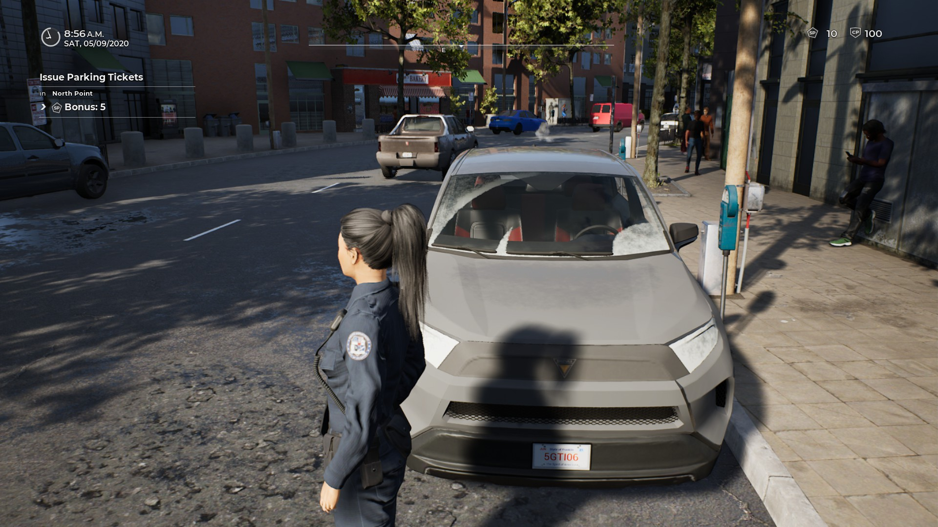 Police Simulator: Patrol Officers - Parking Guide with Pictures - Steam Lists