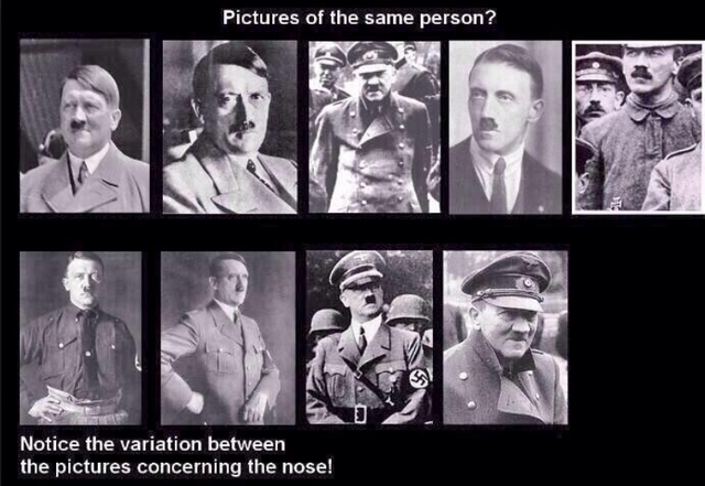 Meet The World's Most Famous Clone Pack: Adolph Hitler ...