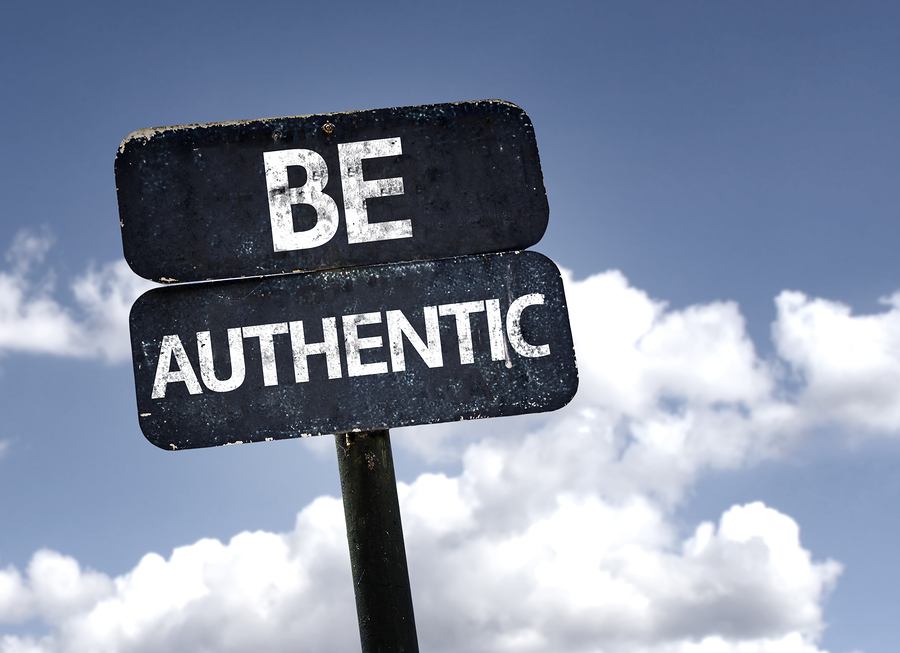 Tools from the Front Lines of Life: Authenticity