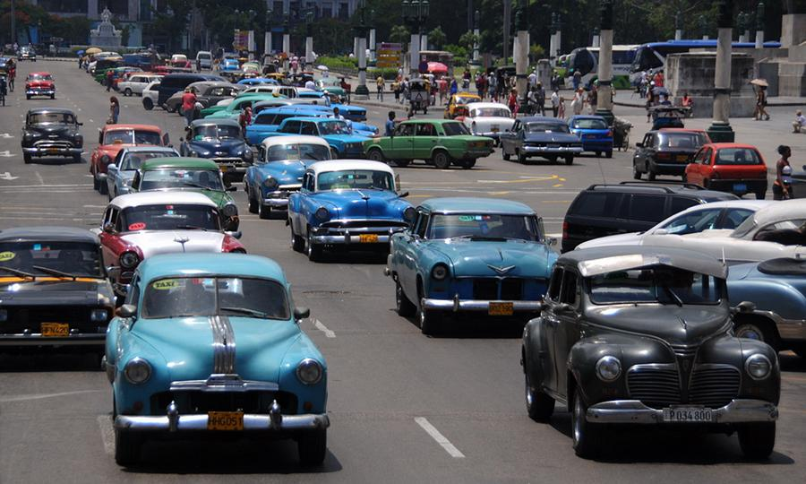 Opportunity To Repatriate American Cars From Cuba?