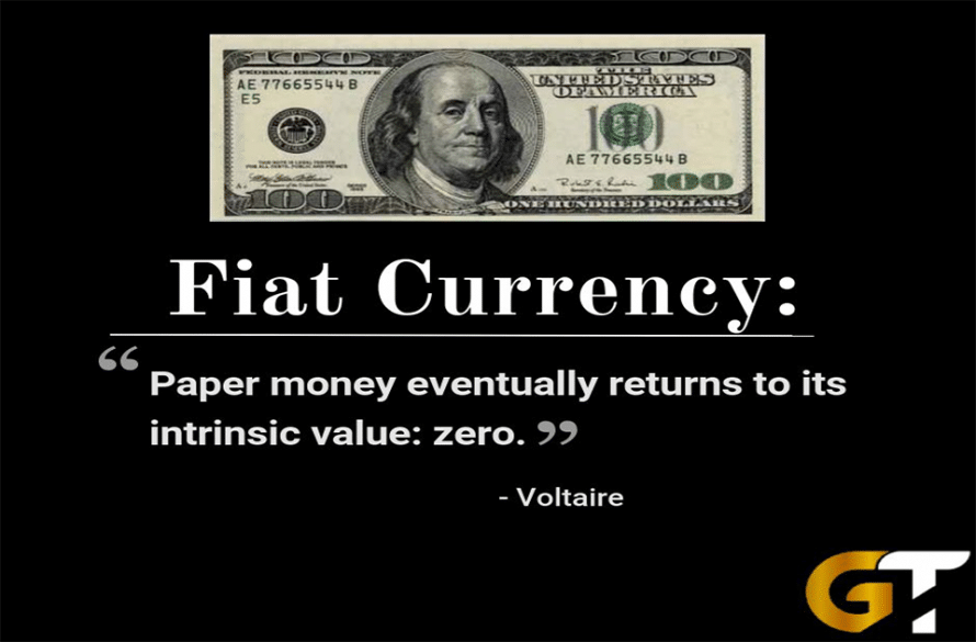 There is No Escaping the History of Fiat Currency Failure ...