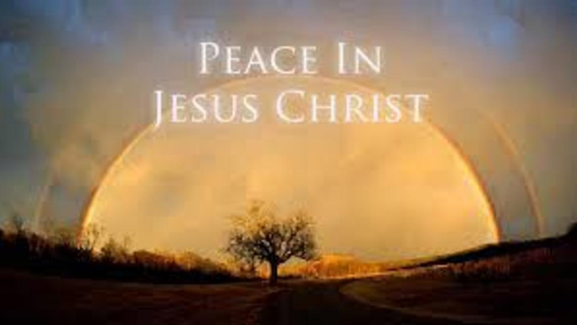Peace in Jesus Christ | St. Michael Catholic Church
