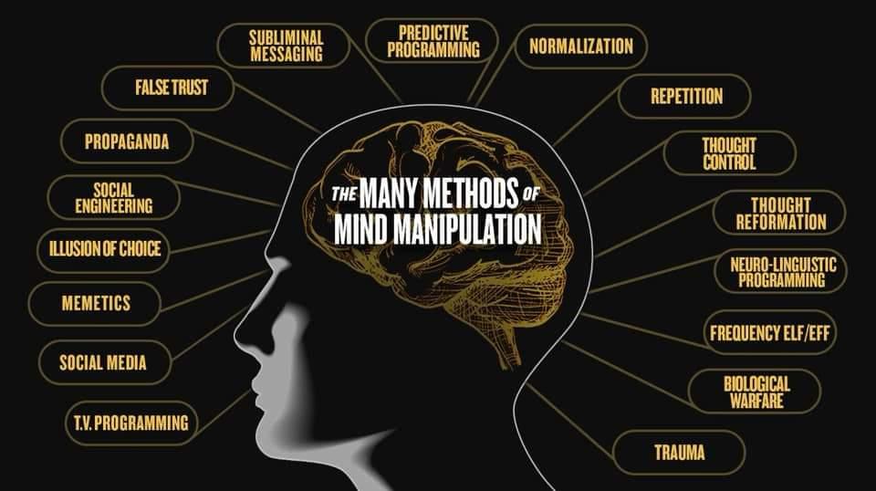 Les multiples méthodes de manipulation mentale …. une ...