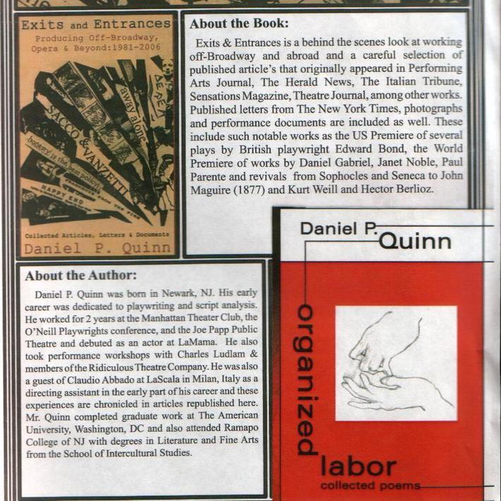 Daniel P Quinn's Page - The Wild Geese