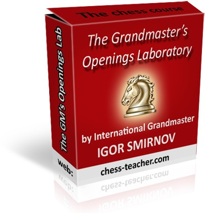 the grandmaster's openings laboratory