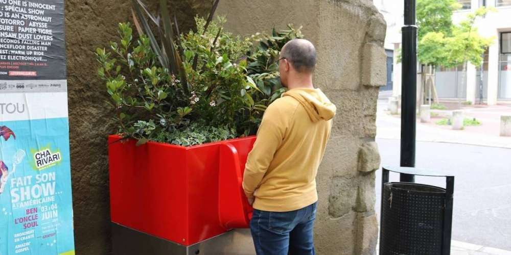 New Open-Air Urinals in Paris Are Causing Outrage Among ...