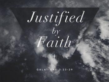 """No prison for God's children"" Gal 3:23-29 | Grace ..."