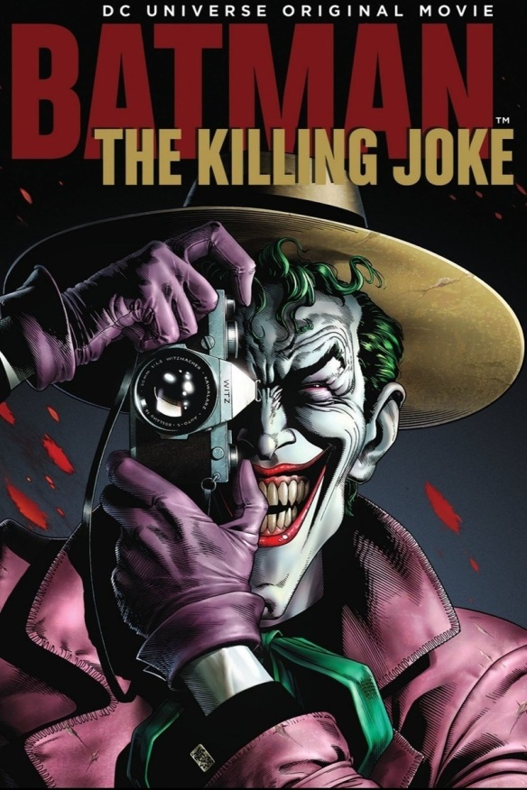 Never Gets Old – Batman: The Killing Joke Review | Subheroism.