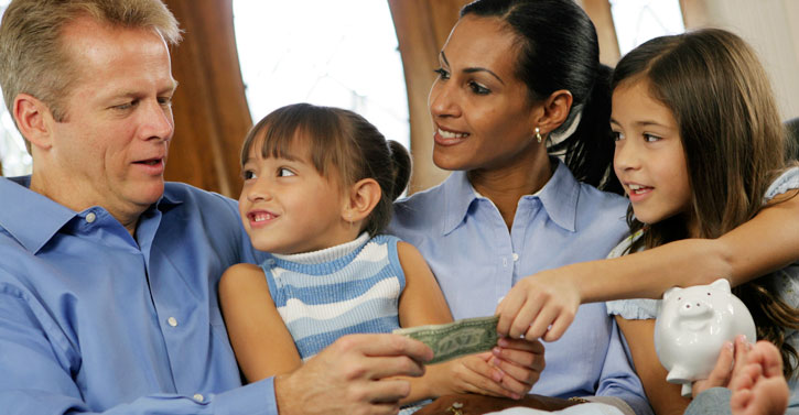 Financial Literacy Month: Teach Your Children About Money